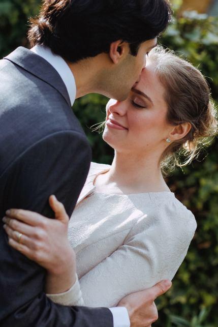 Ganz genauso sollte eine Ehe meiner Meinung nach aussehen...